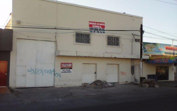 Foto de local en renta en, los pinos, ahome, sinaloa, 2011910 no 01