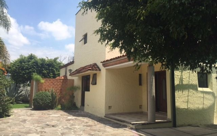 Foto de casa en renta en  , los pinos campestre, zapopan, jalisco, 1093489 No. 01