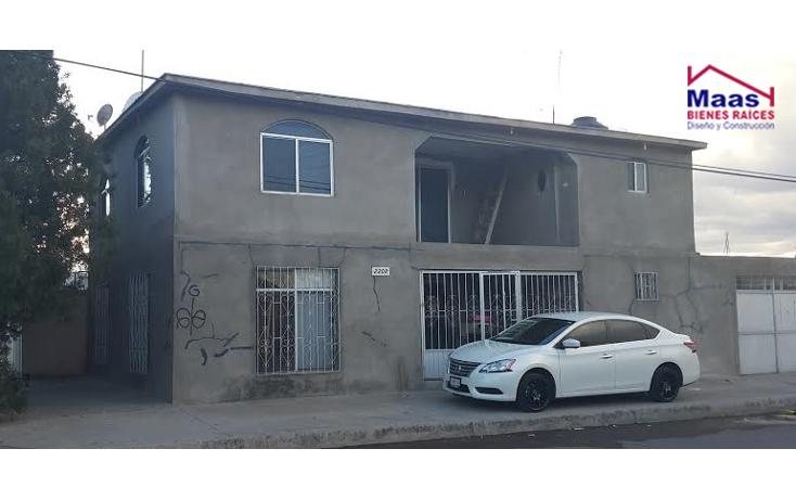 Foto de casa en venta en  , los pinos, chihuahua, chihuahua, 1663682 No. 01