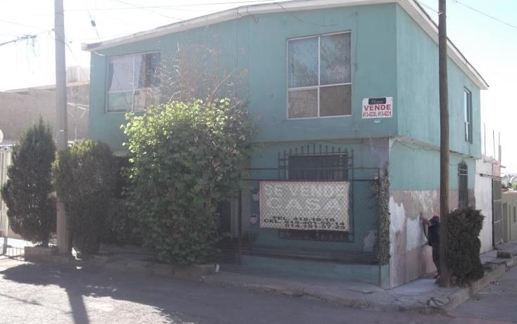 Foto de casa en venta en  , los pinos, chihuahua, chihuahua, 1843144 No. 01