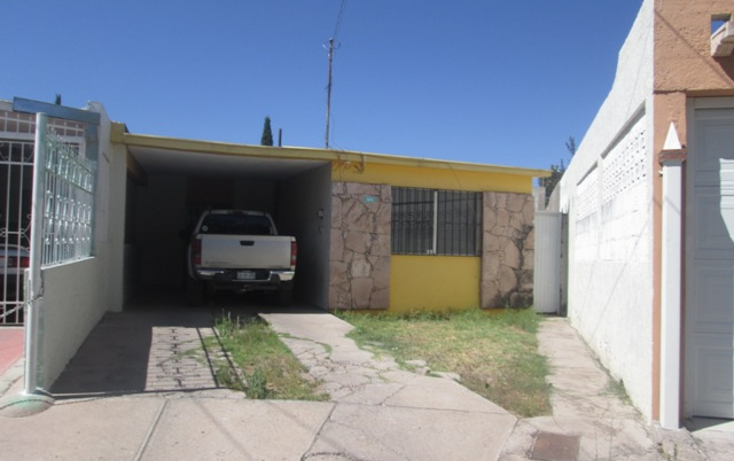 Foto de casa en venta en  , los pinos, chihuahua, chihuahua, 938807 No. 01