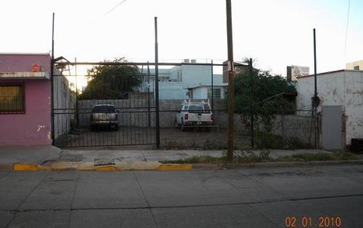 Foto de terreno habitacional en venta en  , los pinos, culiac?n, sinaloa, 1092325 No. 01