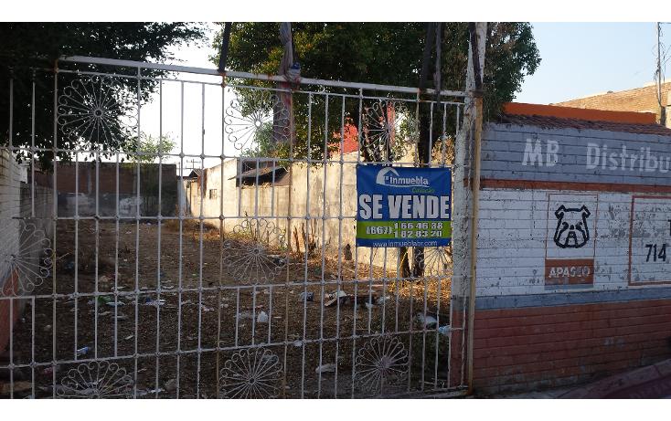 Foto de terreno habitacional en venta en  , los pinos, culiacán, sinaloa, 1269581 No. 01