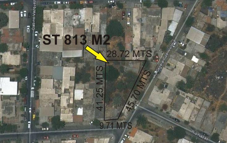 Foto de terreno habitacional en venta en, los pinos, culiacán, sinaloa, 1286157 no 01
