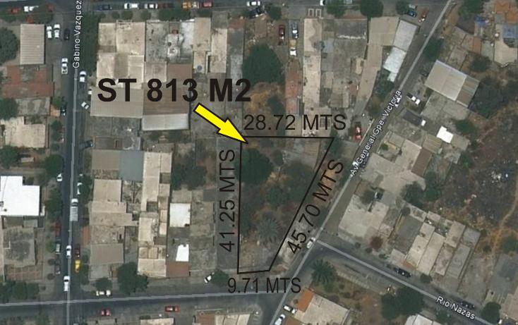 Foto de terreno habitacional en venta en  , los pinos, culiacán, sinaloa, 1286157 No. 01