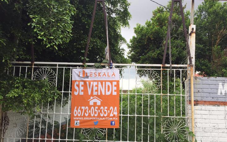 Foto de terreno habitacional en venta en  , los pinos, culiacán, sinaloa, 1321021 No. 03
