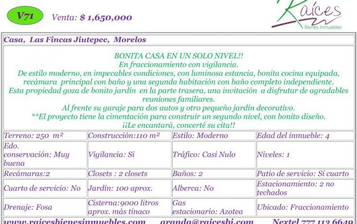 Foto de casa en venta en, los pinos jiutepec, jiutepec, morelos, 835359 no 03