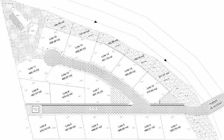 Foto de terreno habitacional en venta en  , los pinos jiutepec, jiutepec, morelos, 941067 No. 12