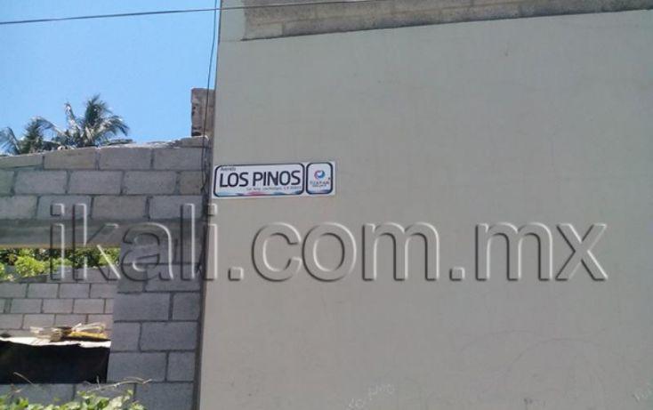 Foto de terreno habitacional en renta en los pinos, los mangos, tuxpan, veracruz, 1315371 no 01