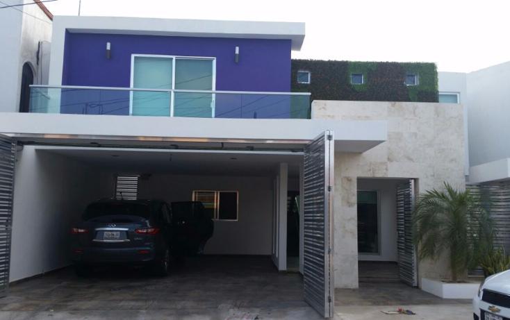 Foto de casa en venta en, los pinos, mérida, yucatán, 1078639 no 01