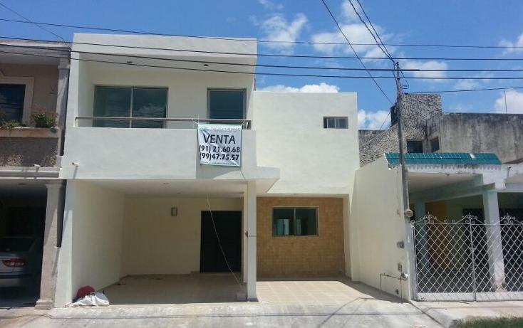 Foto de casa en venta en  , los pinos, mérida, yucatán, 1108191 No. 01