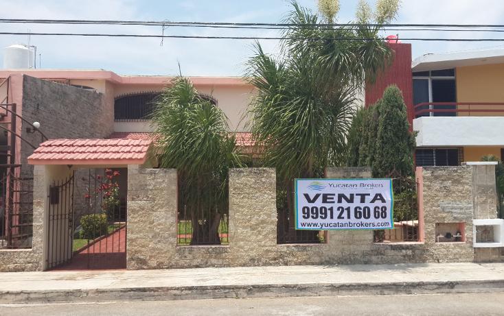Foto de casa en venta en  , los pinos, mérida, yucatán, 1147685 No. 01