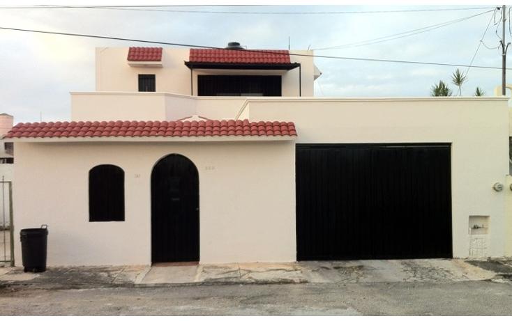 Foto de casa en venta en  , los pinos, mérida, yucatán, 1195341 No. 01