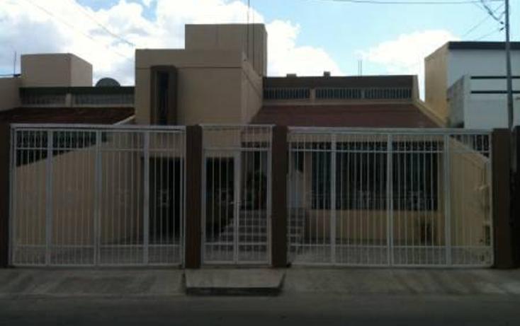 Foto de casa en venta en  , los pinos, mérida, yucatán, 1260027 No. 01
