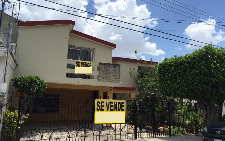 Foto de casa en venta en  , los pinos, mérida, yucatán, 1563036 No. 01