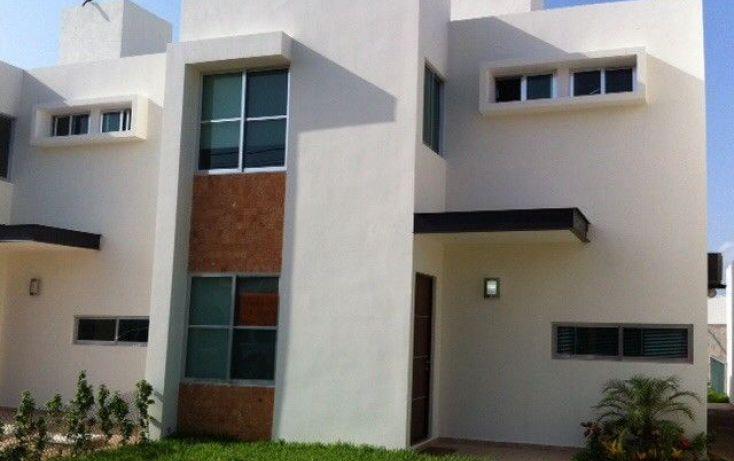 Foto de casa en venta en, los pinos, mérida, yucatán, 1633356 no 01