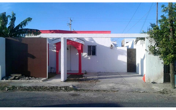 Foto de casa en renta en  , los pinos, mérida, yucatán, 1731688 No. 01