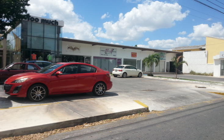 Foto de local en renta en  , los pinos, mérida, yucatán, 1732020 No. 01