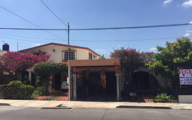 Foto de casa en venta en  , los pinos, m?rida, yucat?n, 1773804 No. 01
