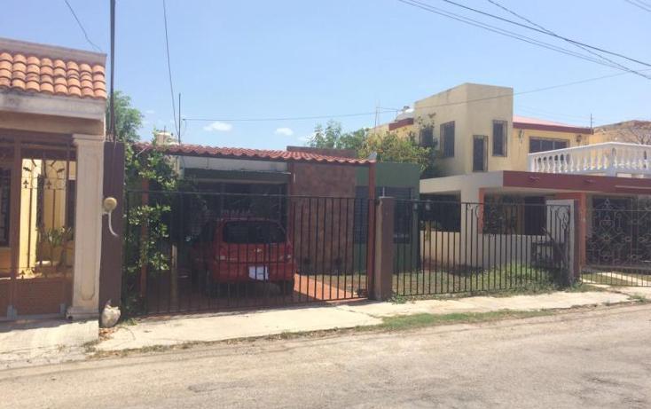 Foto de casa en venta en  , los pinos, mérida, yucatán, 1935138 No. 01