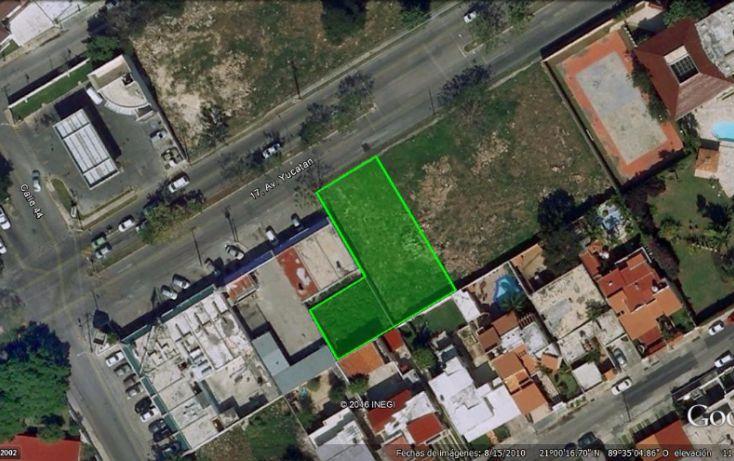Foto de terreno comercial en venta en, los pinos, mérida, yucatán, 1969324 no 04