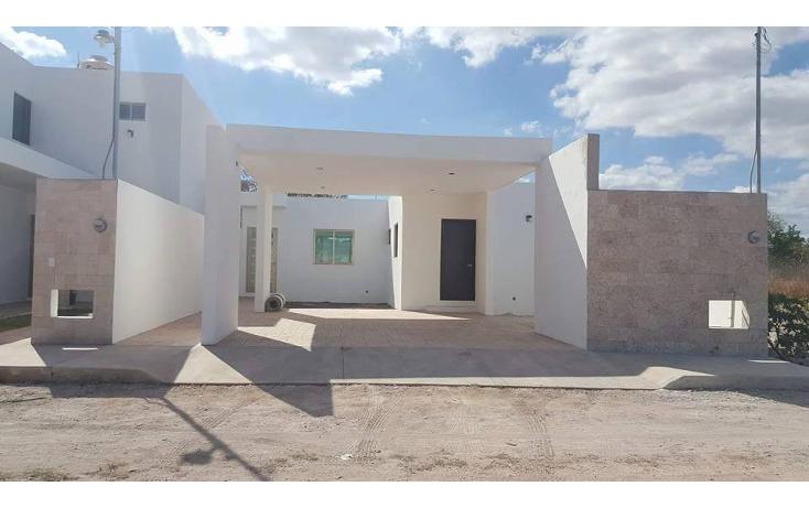 Foto de casa en venta en  , los pinos, mérida, yucatán, 2017674 No. 01