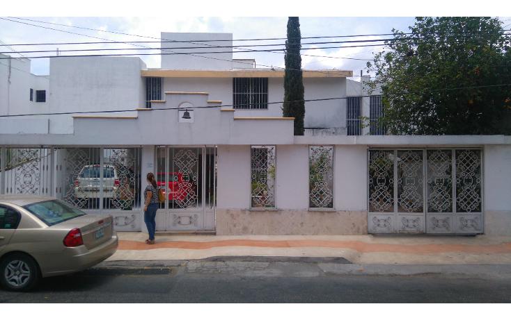 Foto de casa en renta en  , los pinos, mérida, yucatán, 2032074 No. 01