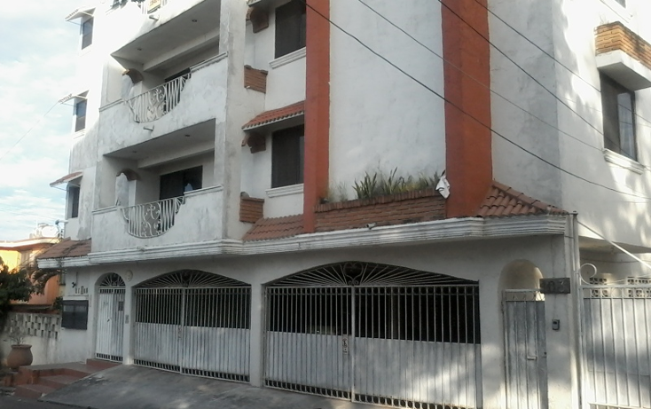 Foto de departamento en renta en  , los pinos, tampico, tamaulipas, 1086767 No. 01