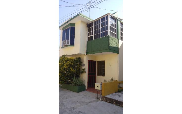 Foto de casa en venta en  , los pinos, tampico, tamaulipas, 1619596 No. 01