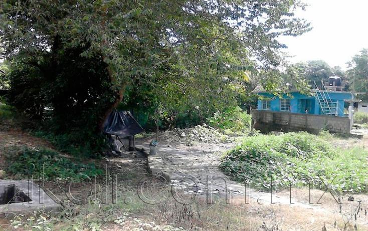 Foto de terreno habitacional en venta en  , los pinos, tuxpan, veracruz de ignacio de la llave, 1632686 No. 02