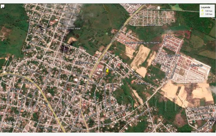 Foto de terreno habitacional en venta en  , los pinos, tuxpan, veracruz de ignacio de la llave, 1632686 No. 03