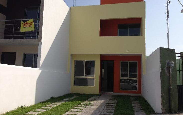 Foto de casa en venta en  , los pinos, veracruz, veracruz de ignacio de la llave, 1131633 No. 01
