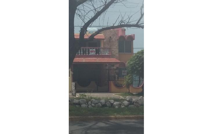 Foto de casa en venta en  , los pinos, veracruz, veracruz de ignacio de la llave, 1463277 No. 01