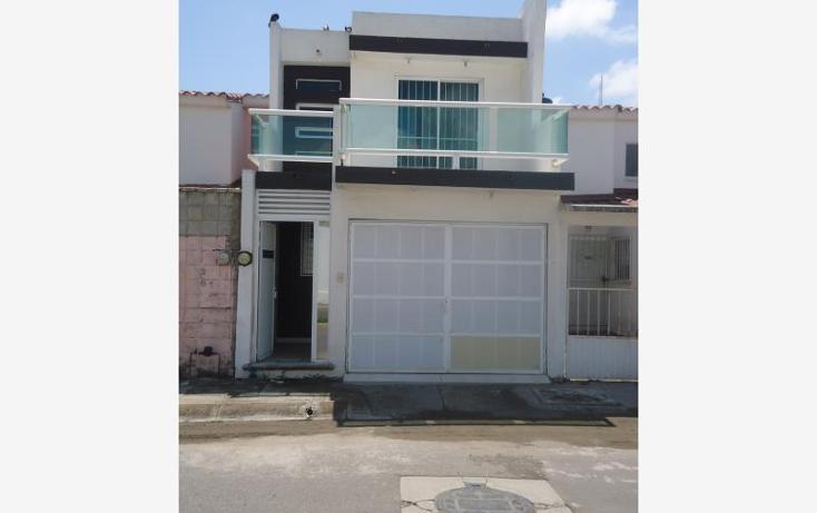 Foto de casa en venta en  , los pinos, veracruz, veracruz de ignacio de la llave, 708147 No. 01
