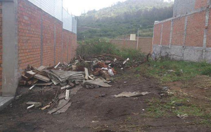 Foto de terreno habitacional en venta en los pirules sn, mil cumbres, morelia, michoacán de ocampo, 1706174 no 02