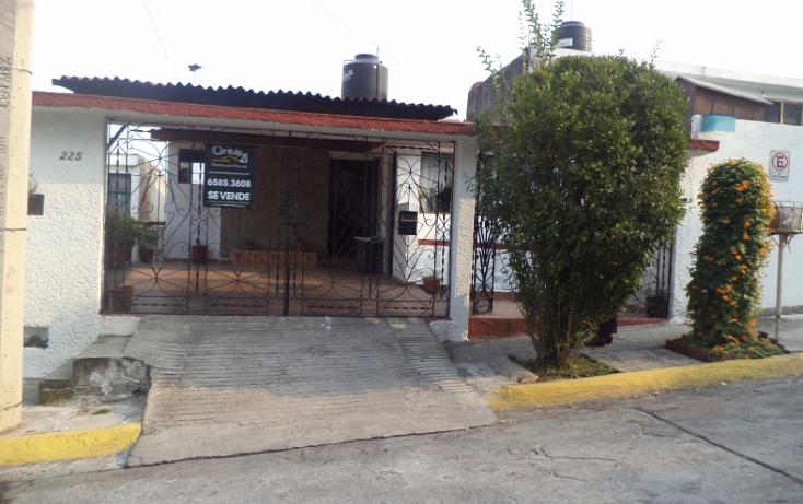 Foto de casa en venta en  , los pirules, tlalnepantla de baz, méxico, 1638046 No. 01