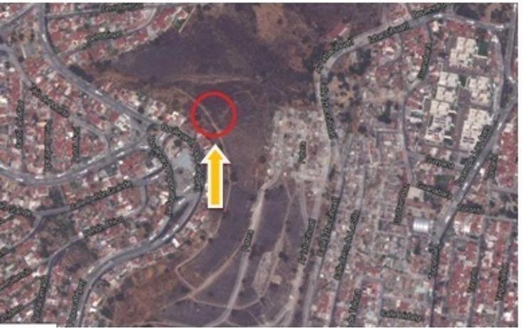 Foto de terreno habitacional en venta en  , los pirules, tlalnepantla de baz, méxico, 669885 No. 01