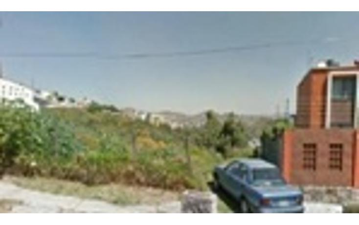 Foto de terreno habitacional en venta en  , los pirules, tlalnepantla de baz, méxico, 669885 No. 02