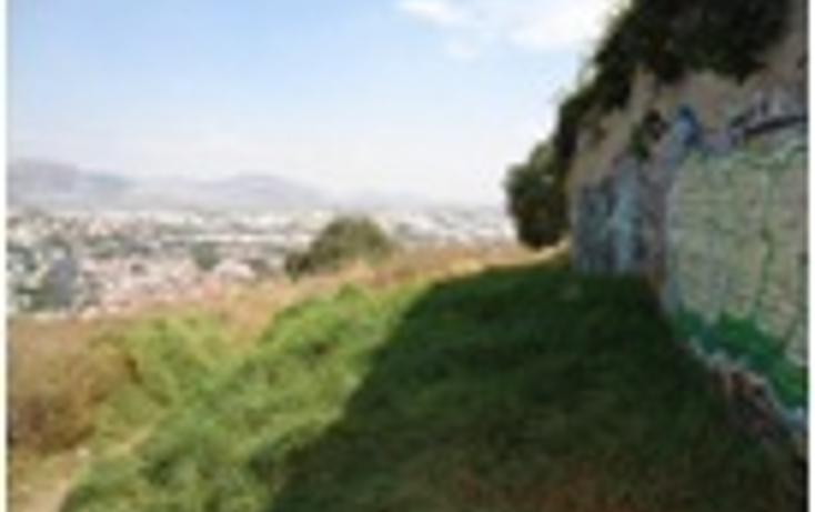 Foto de terreno habitacional en venta en  , los pirules, tlalnepantla de baz, méxico, 669885 No. 03