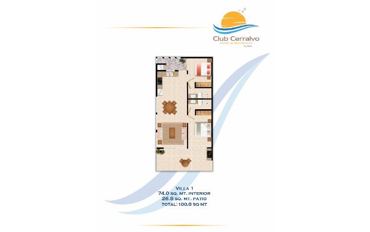 Foto de casa en venta en  , los planes, la paz, baja california sur, 1094559 No. 20