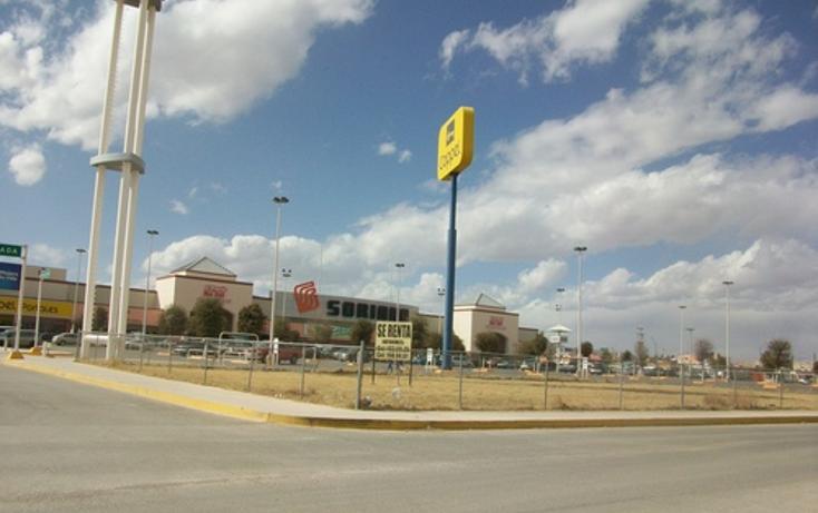 Foto de terreno comercial en renta en  , los portales, chihuahua, chihuahua, 1056977 No. 01