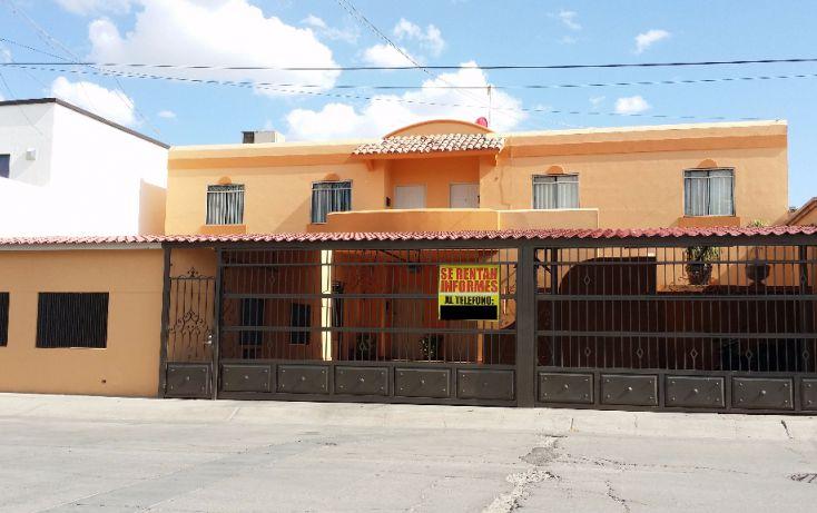 Foto de departamento en renta en, los portales, hermosillo, sonora, 1169475 no 01