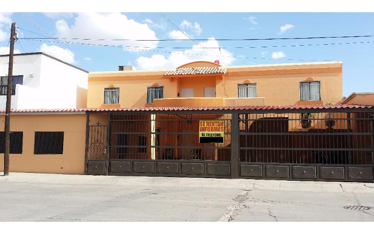 Foto de departamento en renta en  , los portales, hermosillo, sonora, 1169475 No. 01