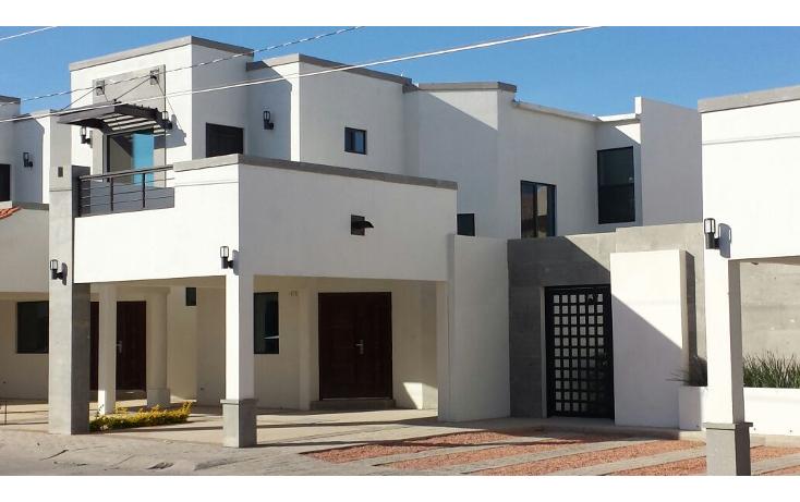 Foto de casa en renta en  , los portales, hermosillo, sonora, 1959813 No. 01