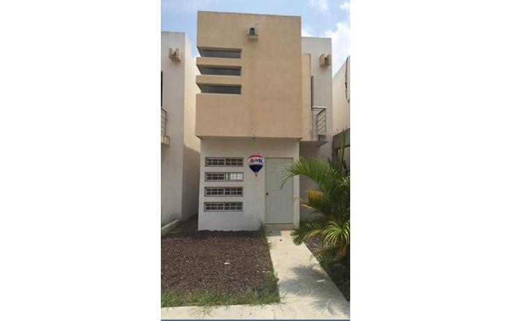 Foto de casa en venta en  , los portales, tampico, tamaulipas, 1359617 No. 01