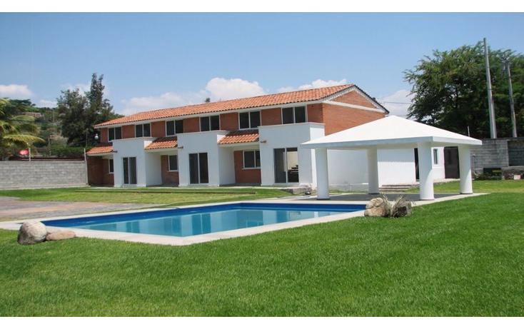 Foto de casa en venta en  , los presidentes, temixco, morelos, 1291889 No. 01