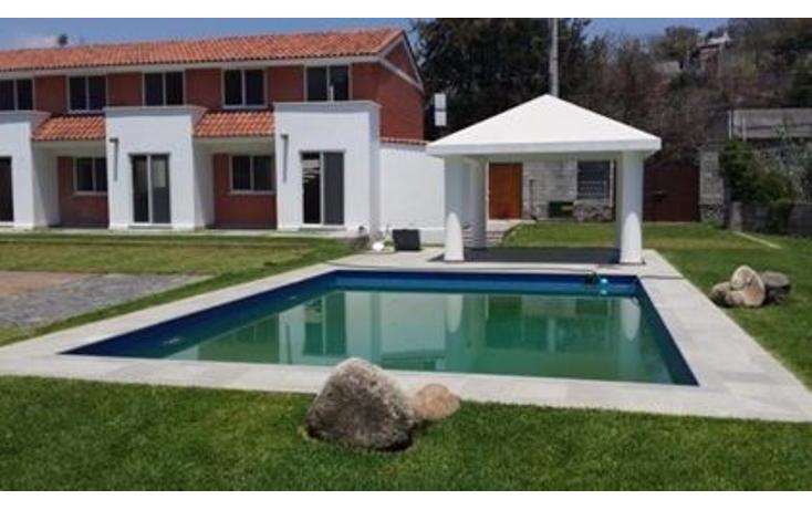 Foto de casa en venta en  , los presidentes, temixco, morelos, 1375989 No. 01
