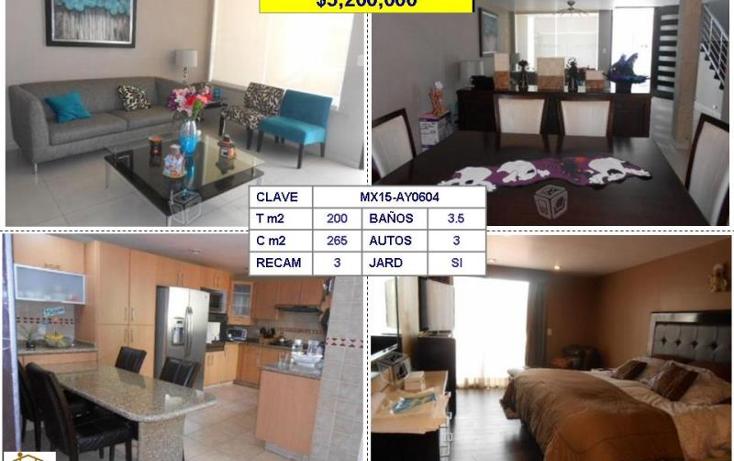 Foto de casa en venta en  , los remedios, naucalpan de ju?rez, m?xico, 774823 No. 01