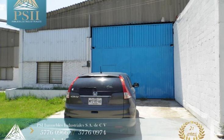 Foto de nave industrial en renta en  los reyes acozac tec, los reyes acozac, tec?mac, m?xico, 971141 No. 01