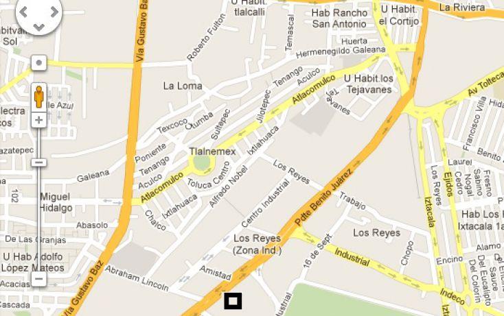 Foto de bodega en renta en, los reyes ixtacala 1ra sección, tlalnepantla de baz, estado de méxico, 1116519 no 02